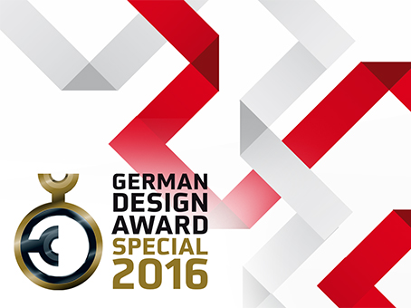 German design award 2016 designb ro frankfurt for Praktikum design frankfurt