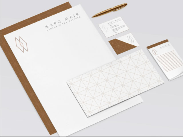 MarcMair Corporate Design
